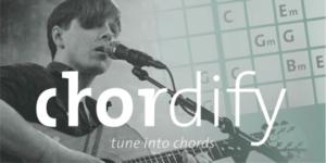 Chordify Tune Into Chords