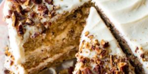 Hummingbird Carrot Cake