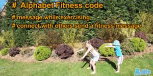Alphabet Fitness Code