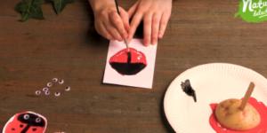 Ladybird Potato Stamps